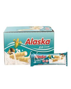 *KEX ALASKA MJÖLK 432g ALASKA