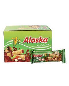 *KEX ALASKA HASSELNÖT 432g ALASKA