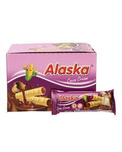 *KEX ALASKA CHOKLAD 432g ALASKA