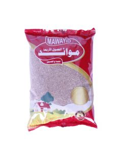 *BULGUR ASMAR (MÖRK FIN) 900g -Mawayid- MAWAYID