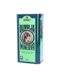 *OLIVOLJA CLASSIC 4L MINERVA