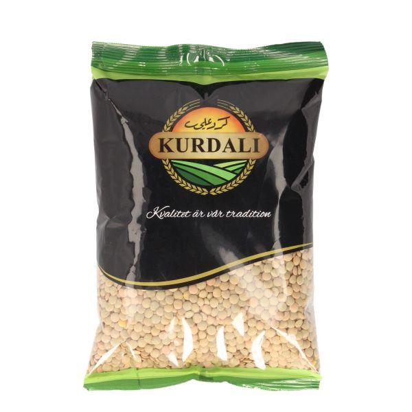 *GRÖNA LINSER 900g -Kurdali- KURDALI